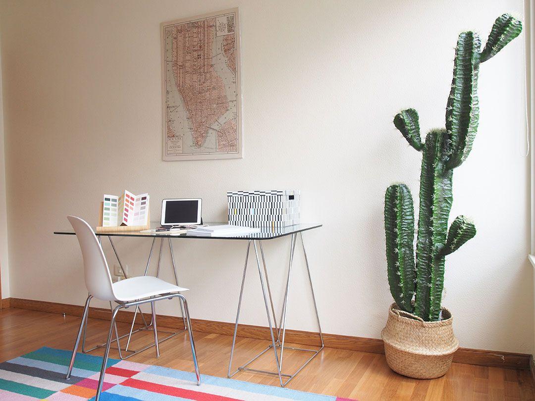 Abracadabra Decor Vigo Home Staging decora para alquilar o vender - despacho