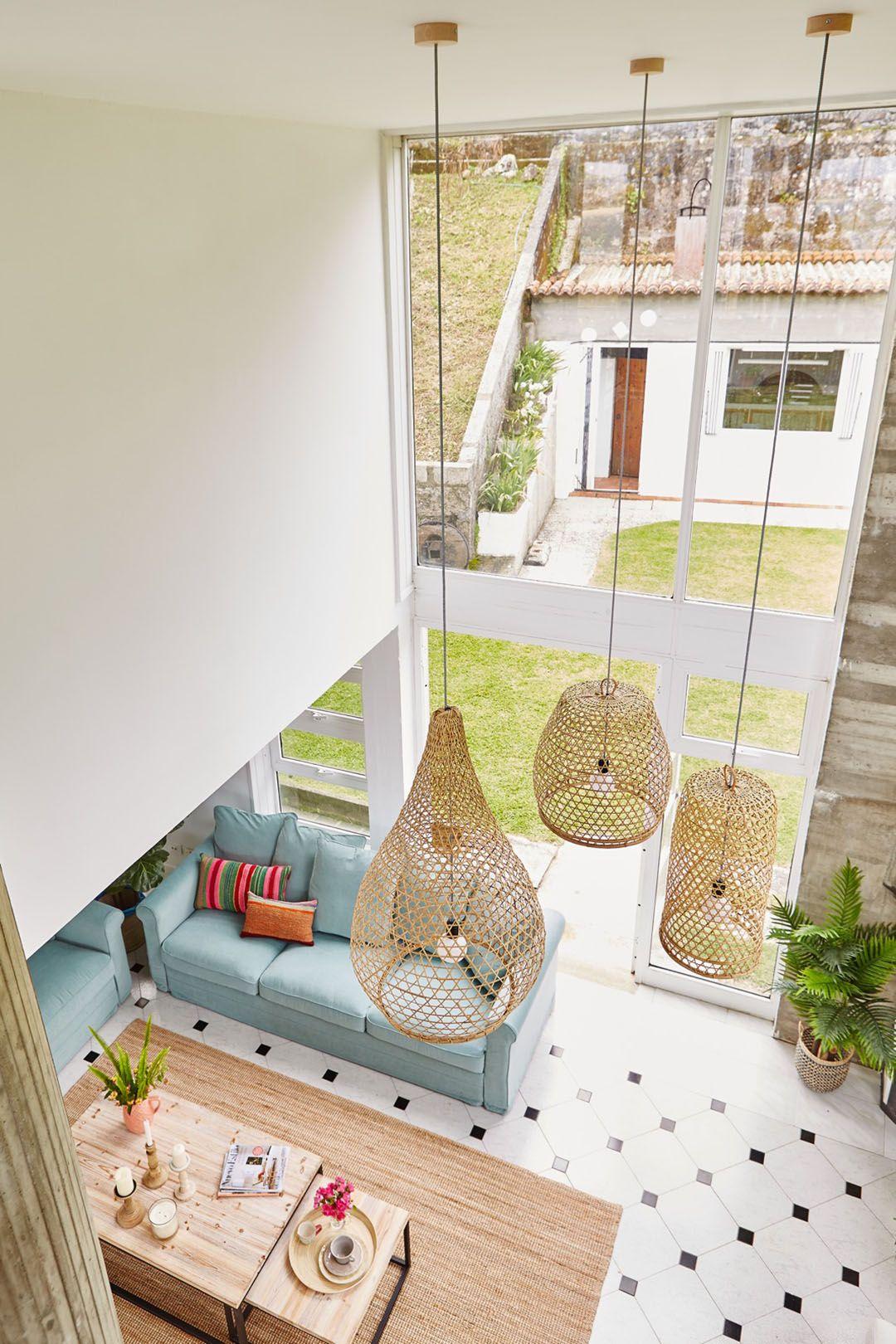 Abracadabra Decor Vigo Home Staging decora para vender o alquilar casa de vacaciones - una iluminación espectacular