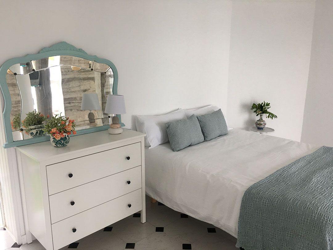 Home staging inverso - dormitorio con nuevos muebles
