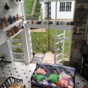 Home staging inverso - sala de estar antes