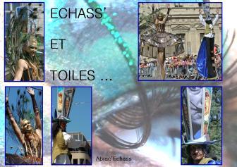 1 echass et toiles echassiers spectacle parade animation cirque evenementiel (1)