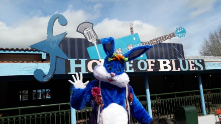 Lapinous' Foufous echassiers rebondissants loufoques parade animation evenementiel lapins fantaisie extravagance sautillants mascottes paques (7)