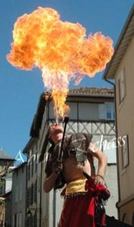 4 elements echassiers eau terre air feu sirene elfe maya cracheur de feu parade animation spectacle carnaval magique colores (12)