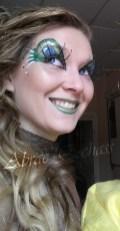 echass et toiles echassiers dali femme paon plumes de paon crinoline parade animation evenementiel grandiose magnifiques (20)