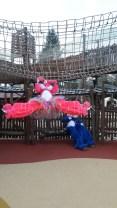 Lapinous' Foufous echassiers rebondissants loufoques parade animation evenementiel lapins fantaisie extravagance sautillants mascottes paques (47)