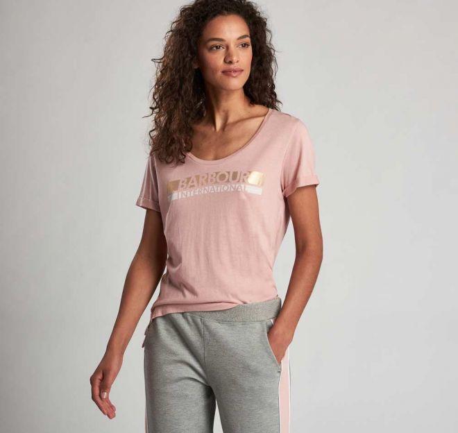Barbour International Baseline T-Shirt