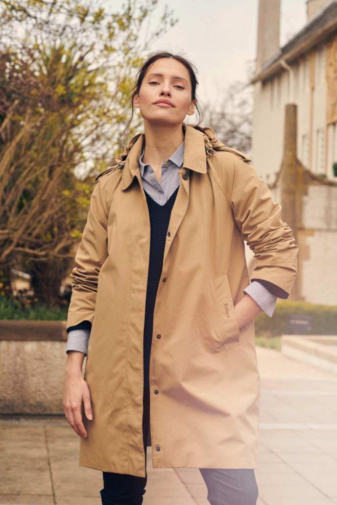 Barbour Millie waterproof Jacket