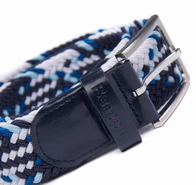 Barbour mariner Ford belt blue