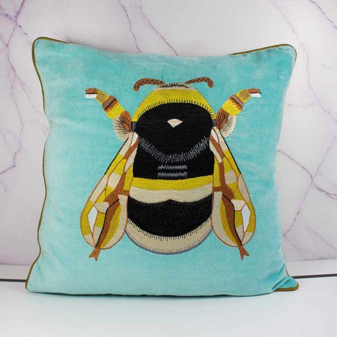 My Doris Bee cushion blue