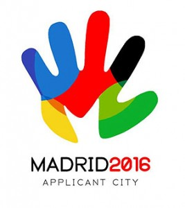 Logo Madrid 2016