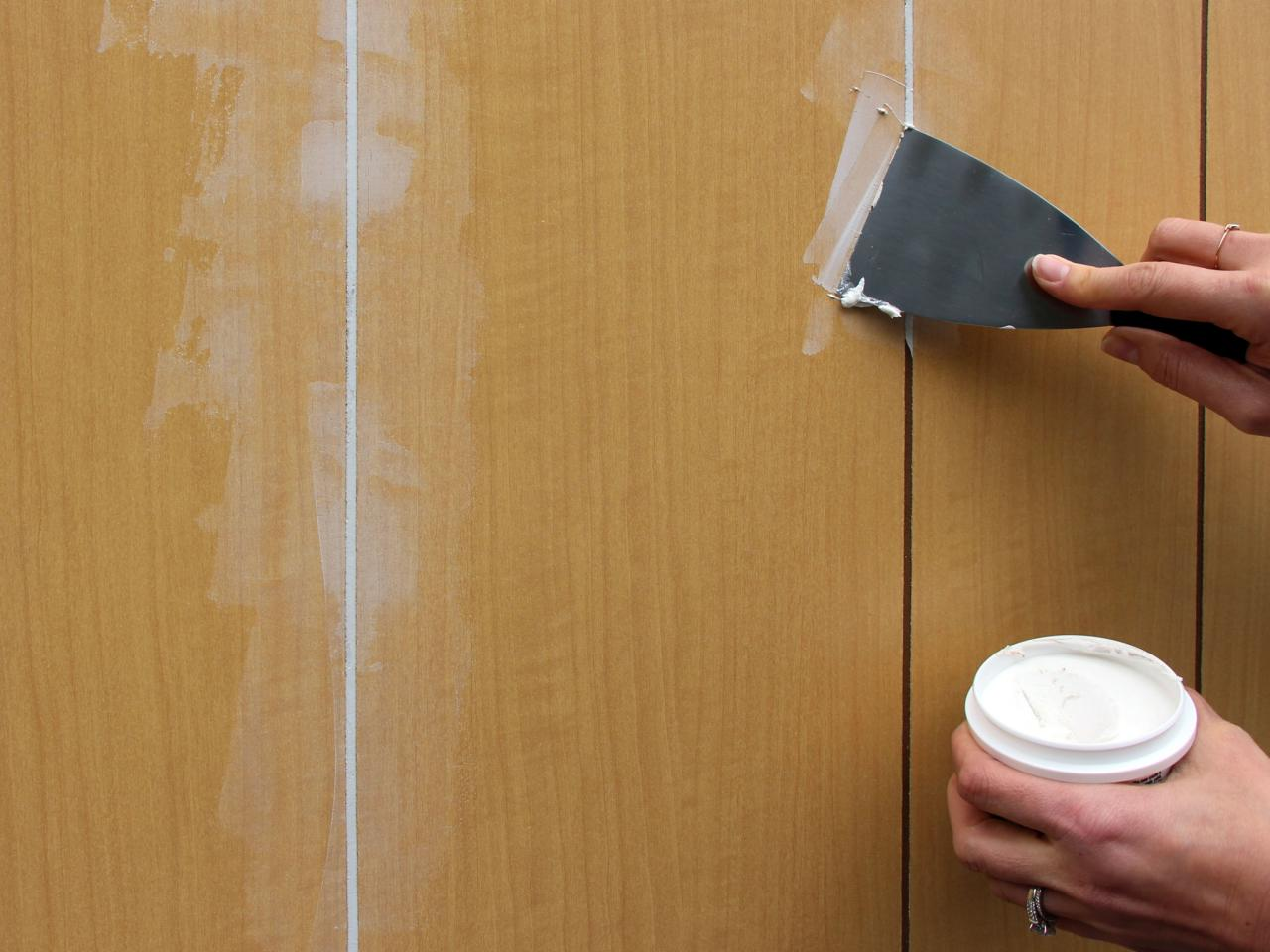 How To Paint Wood Paneling Abram S Painting