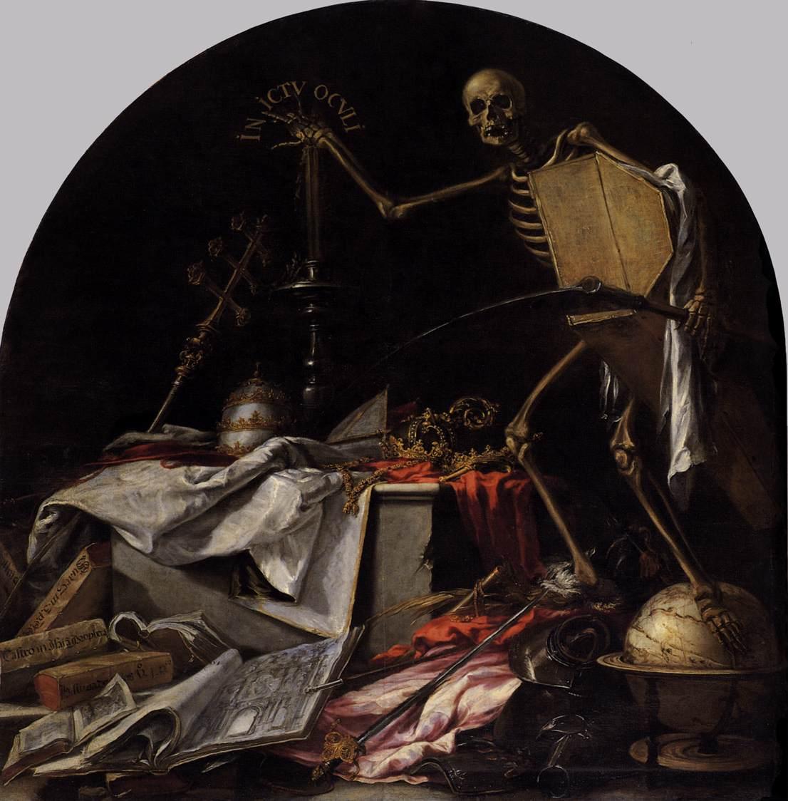 Juan de Valdés Leal - In Ictu Oculi, 1670-72