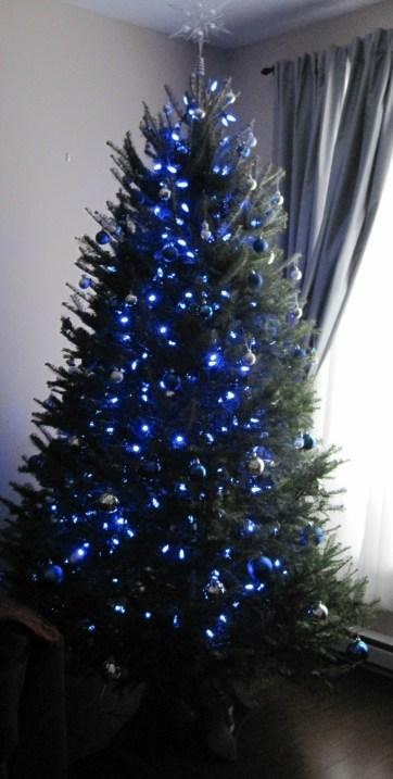 Christmas 2012 tree