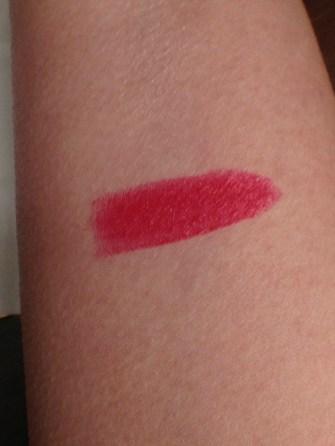 Essence Cosmetics Longlasting Lipstick in Adorable Matt!