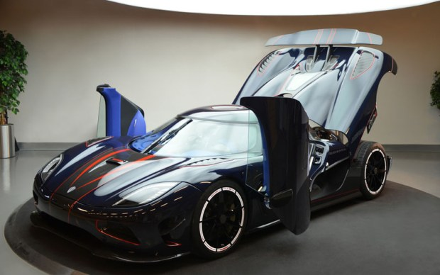 Koenigsegg - Building Dreams, Not Just Cars