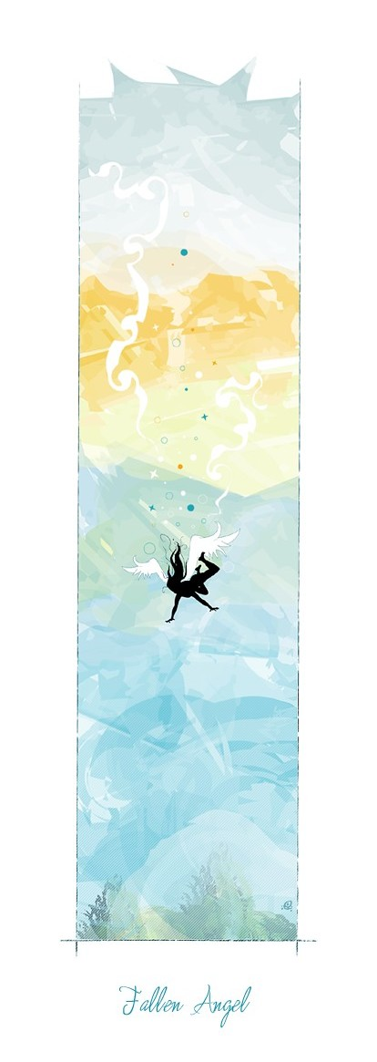 """Fallen Angel"" by Nabhan"