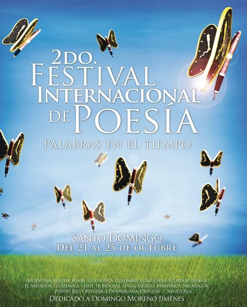 festival internacional poesía santo domingo