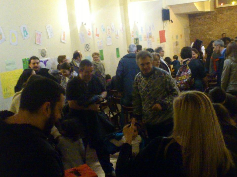 Función a favor de Abrazo Adi de Títere Teatro Urgente (4/6)