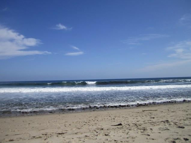 Malubu Beach - day 22