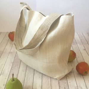 taska z lanoveho platna