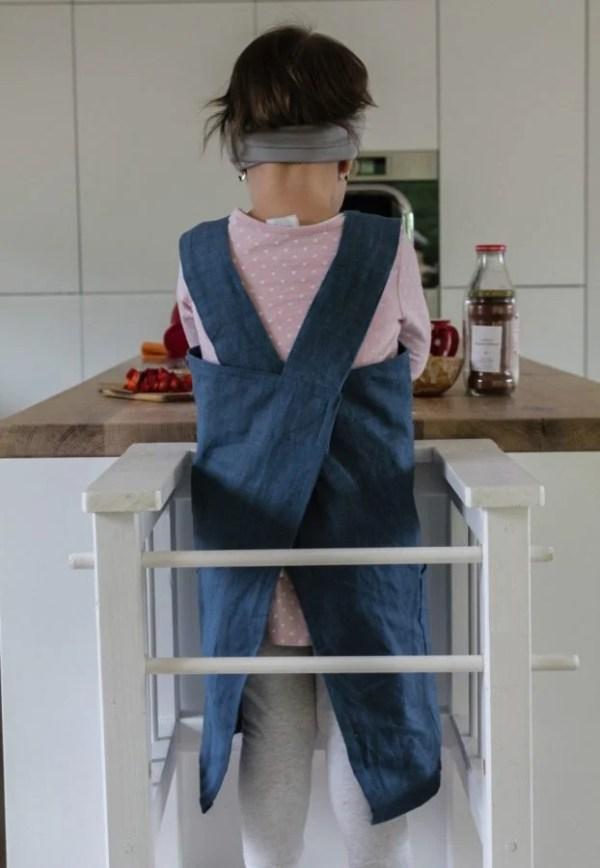 Kuchynská zástera