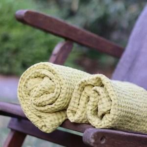 vaflový uterák