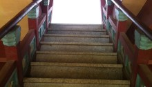 Mini Photoessay: A Series of Stairs