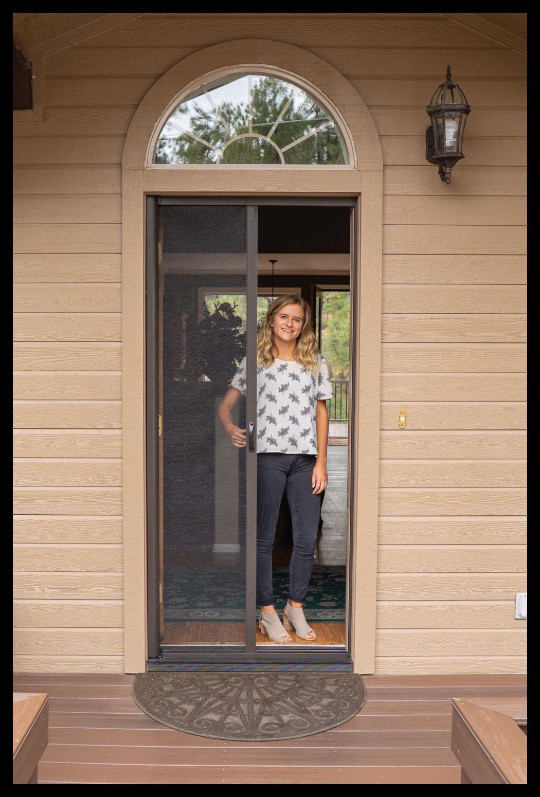 Arizona Breeze Retractable Screen Doors