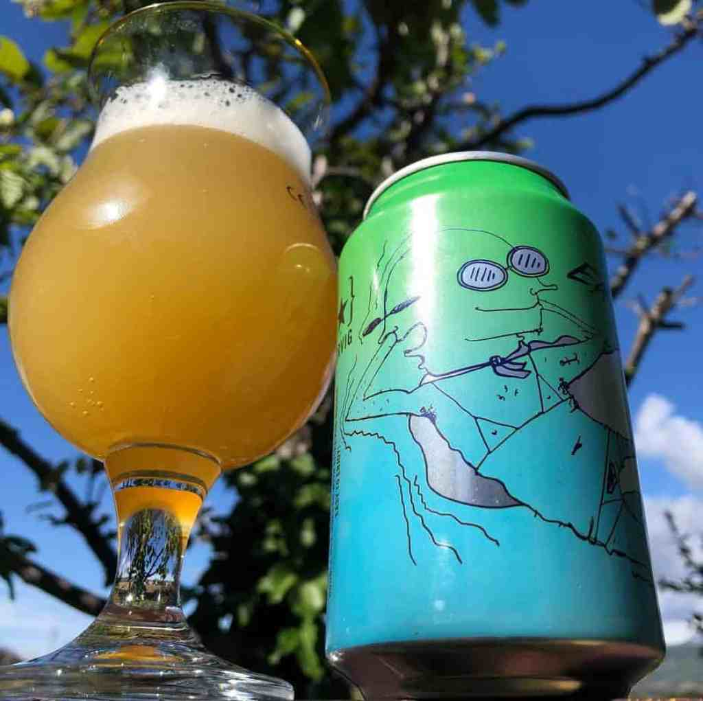 Lervig beer Double Dry Hopped Pale Ale