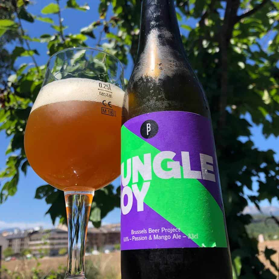 Jungle Joy de Brussels Beer Project