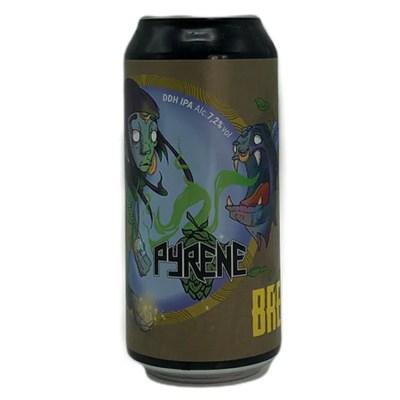 Cerveza Pyrene Hop Breath DDH