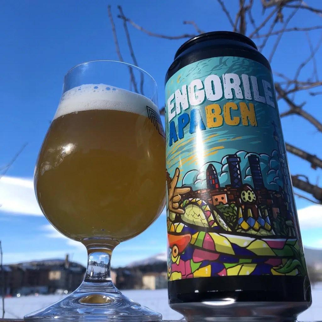 APABCN de Engorile Beer