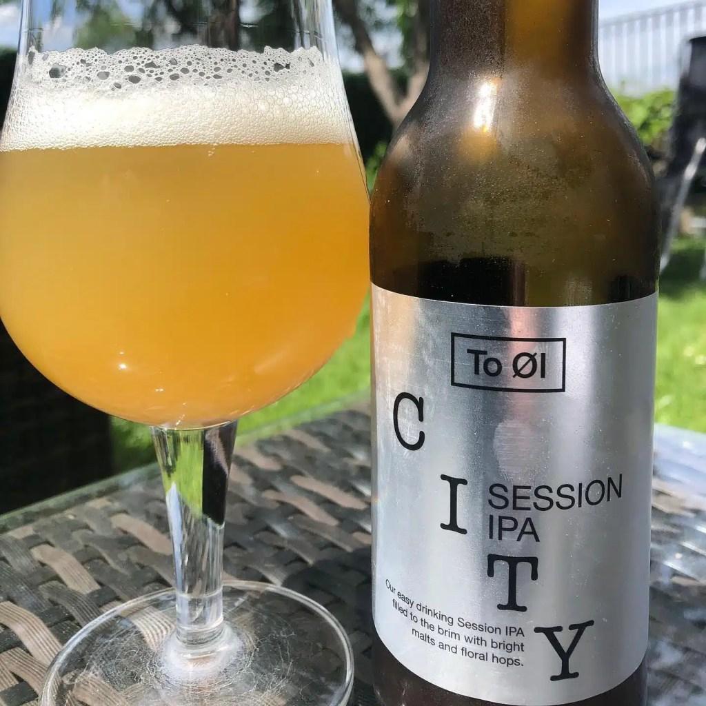 City Session de To Øl