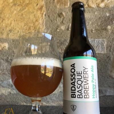 Bidassoa Basque Brewery Hoppy Pale Ale Gluten Free