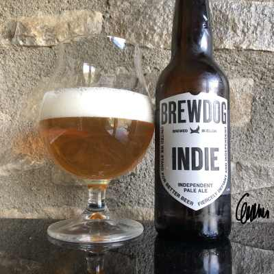BREW DOG INDIE PALE ALE - The People's Pale Ale