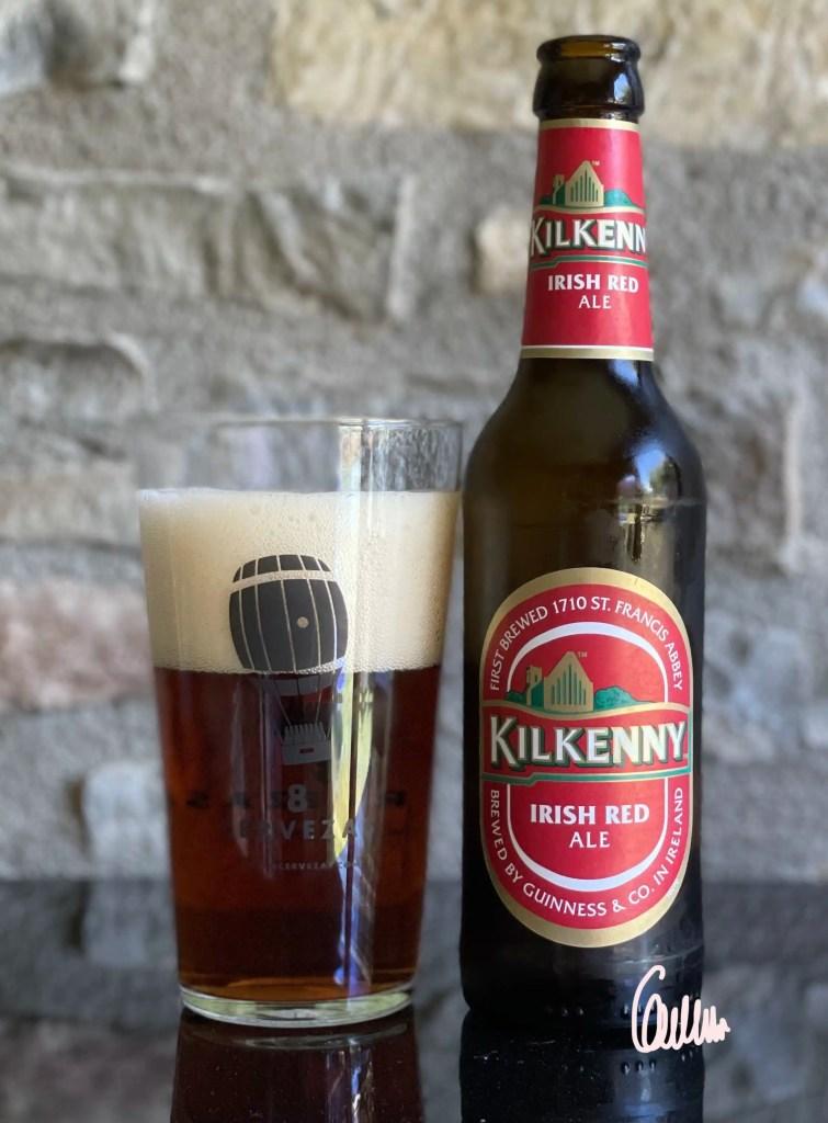 guinness,kilkeny,beer,cerveza,irish red,red ale,kilkenny