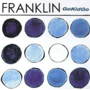 WR-004 Franklin - GoKidGo CD, 1996