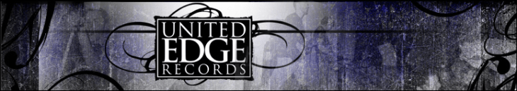The third United Edge Records logo