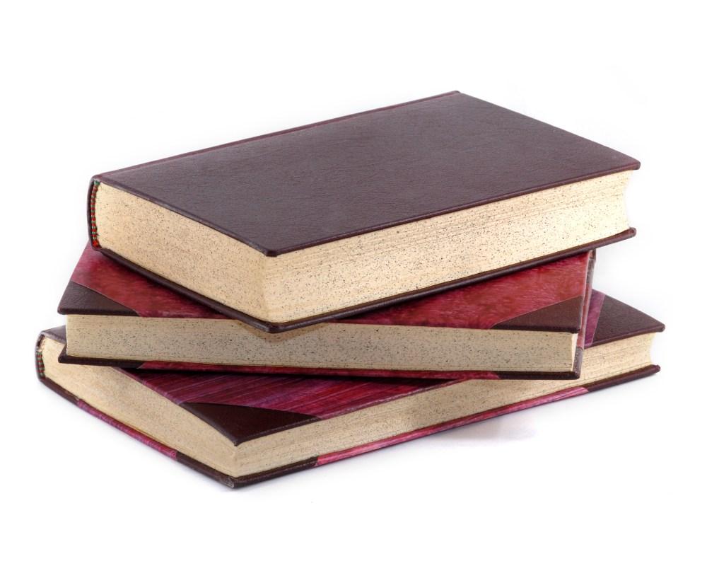 O que é um livro?