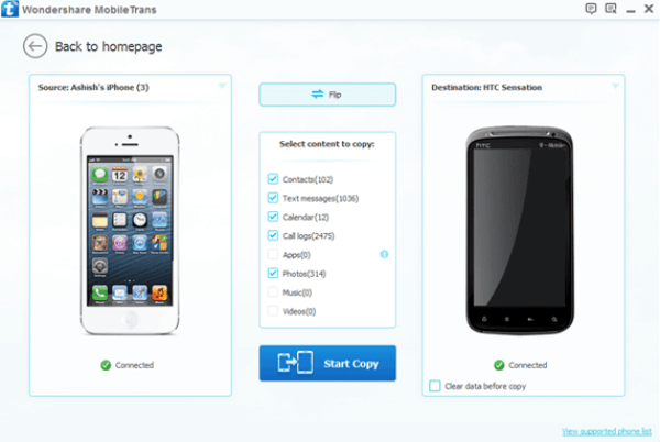 iPhone-to-Android
