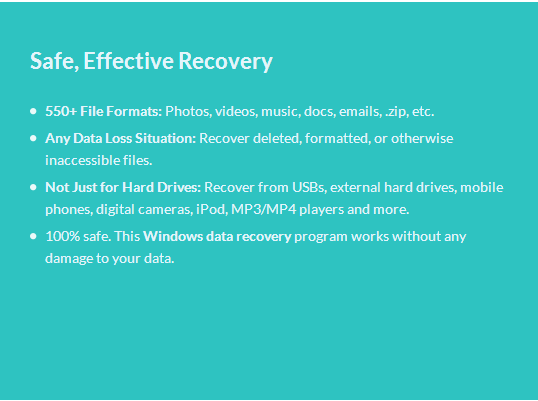 Wondershare-Data-Recovery-Software-modes