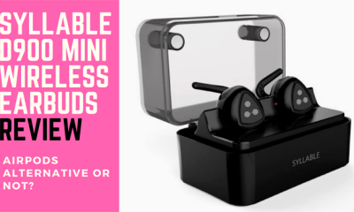 Syllable D900 Mini Wireless Earbuds Review, Affordable Alternative for Airpods