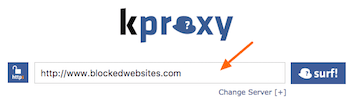 How To Open Blocked Websites, Easy Way screenshot 1