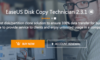 EaseUS Disk Copy Technician Review