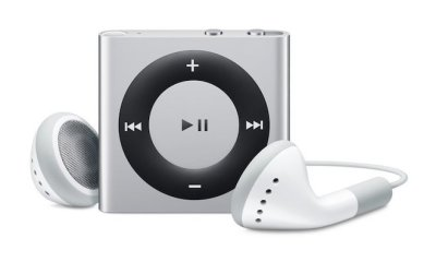 iPod Nano and iPod Shuffl