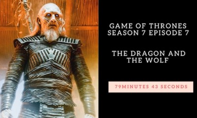 Game of Thrones Season 7 Episode 7 'The Dragon and The Wolf' Revealed