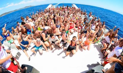 Fun Boat Party