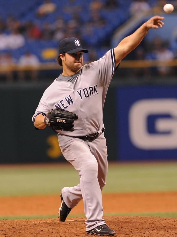 Nick  Swisher  of  the  New York Yankees.
