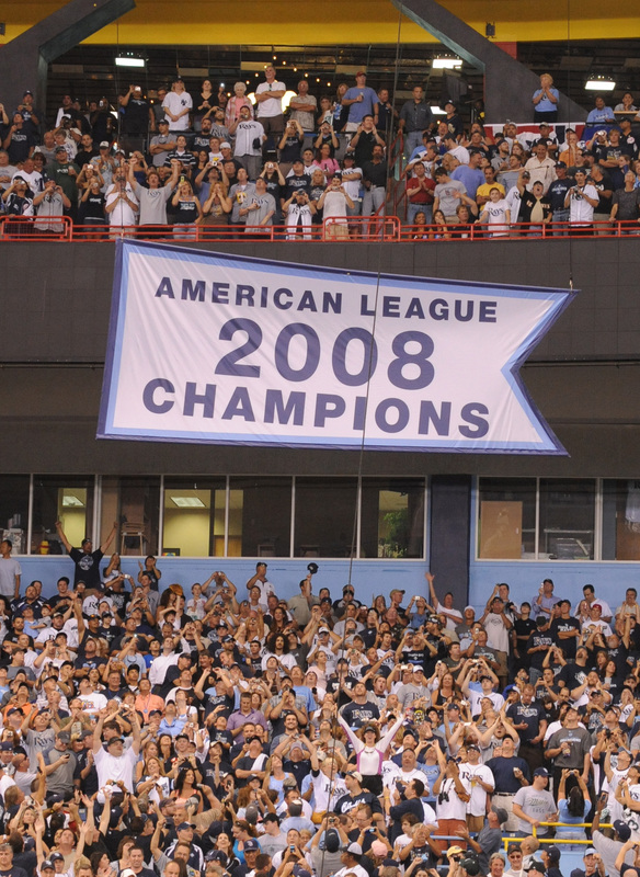 rays-fans-cheer-as-the-alcs-championship-banner-is-raised-before-the-game-against-the-new-york-yankees-at-tropicana-field-st-petersbirg-fl2