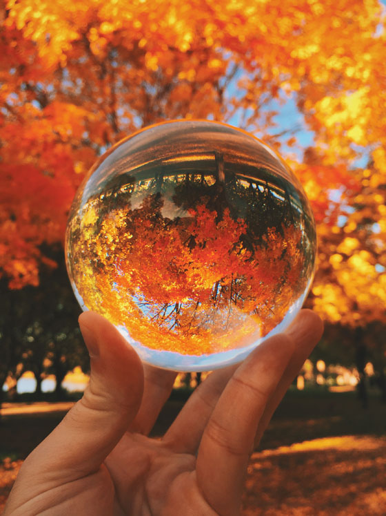 photo Crystal Ball